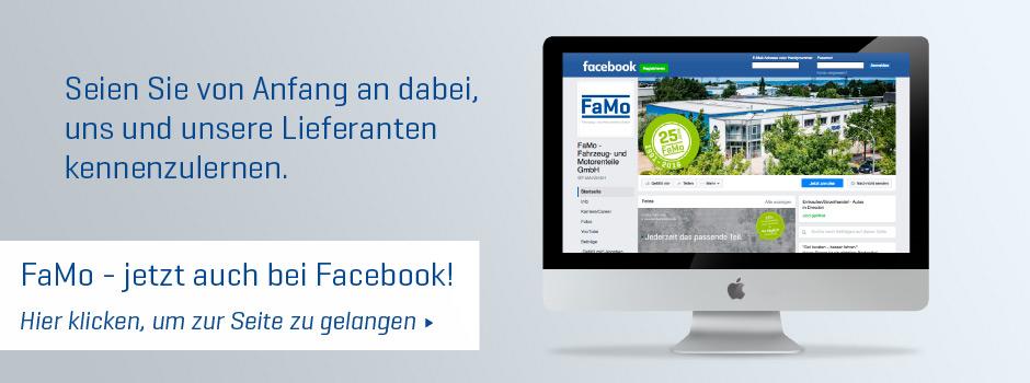Famo auf Facebook